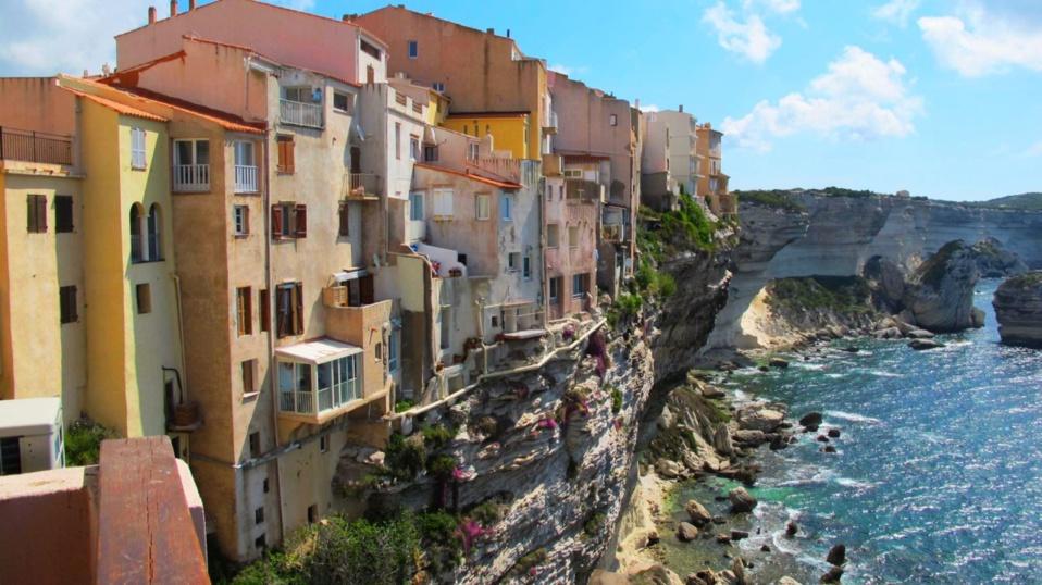 Location de vacances à Bonifacio