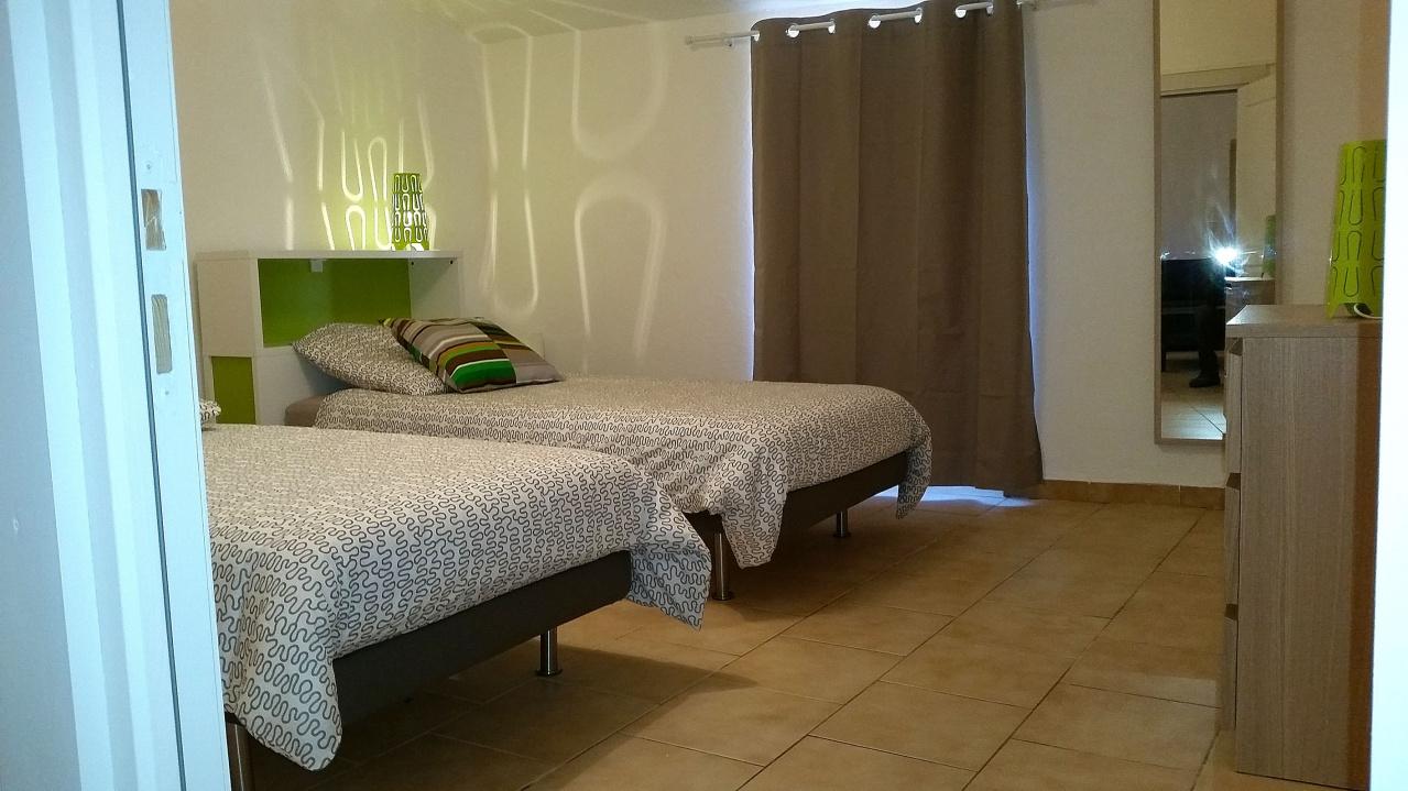 Appartement citadelle galerie la fl mmardi re for Chambre d hotes bonifacio